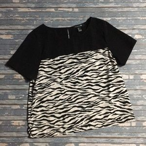 😁Forever 21 size large blouse